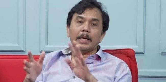 Aktivis senior, yang juga inisiator Koalisi Aksi Menyelamatkan Indonesia (KAMI), DR Syahganda Nainggolan