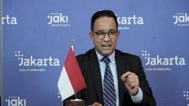 Gubernur DKI Jakarta Anies Baswedan/Ist