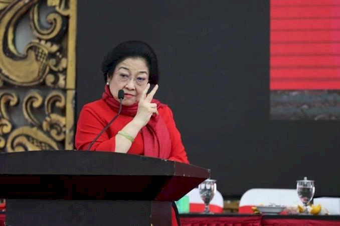 Ketua Umum PDIP Megawati Soekarnoputri/Net